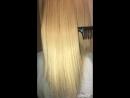 Ботокс и только ботокс спасёт ваши измученные осветлённые волосы 😍
