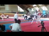 Лучшее из боев Глеба Кришнева на победном п-ве РБ по таэквондо
