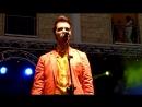MAGGIO PARIGI live @ LECCE Piazza SantOronzo 26 8 2013