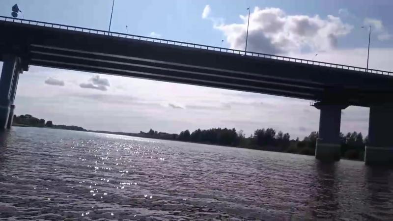 08.18г река Волхов.