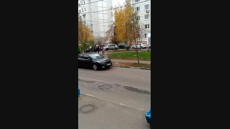 южное бутово октябрь.2018