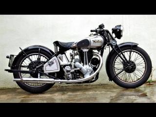 Мотоцикл Norton ES2, 1934 года