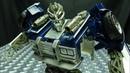 Bumblebee Movie Nitro Series BARRICADE EmGo's Transformers Reviews N' Stuff