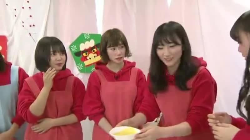 190104 Namba Shinnen! 24-jikan Girl Mochitsuki Meronpan