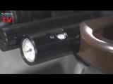 RAPTOR 3 коротыш. Пневматическая PCP винтовка в калибре 4.5 мм.