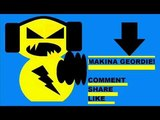 MAKINA GEORDIE, Blue meth 2015 mix!