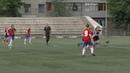 Первенство области по женскому футболу в Старом Осколе