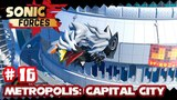 Sonic Forces Walkthrough Stage 16 Capital City