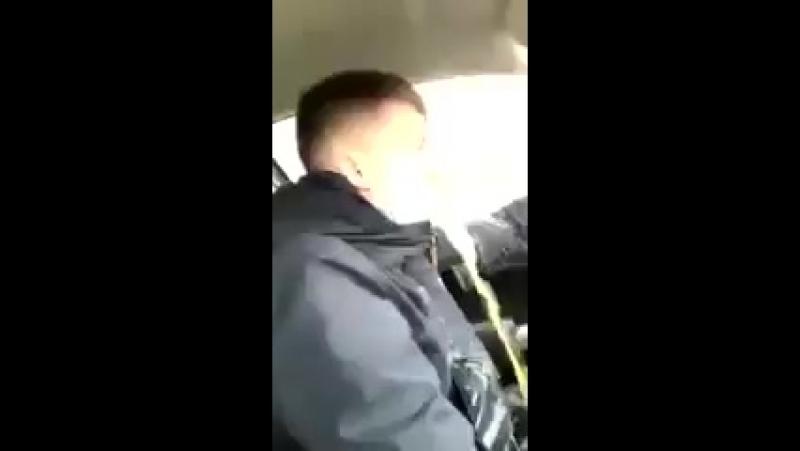 Напердела в машине