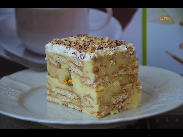 Najjednostavniji kolač na svijetu Sašina kuhinja