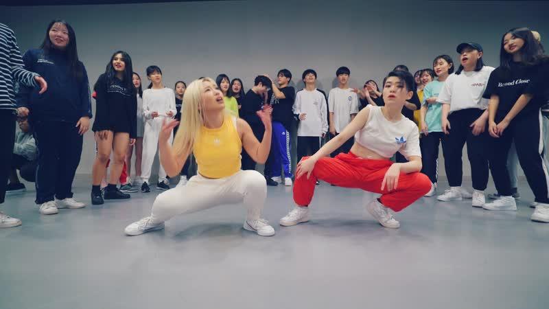 RM, SUGA, J-HOPE of BTS - DDAENG _⁄ LIGI Choreography