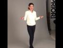 """Бэкстейдж фотосессии,приуроченной к съёмкам второго сезона сериала """"Московская борзая"""""""