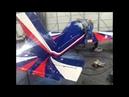 Авиа-макияж или вторая жизнь самолета ZLIN - 142