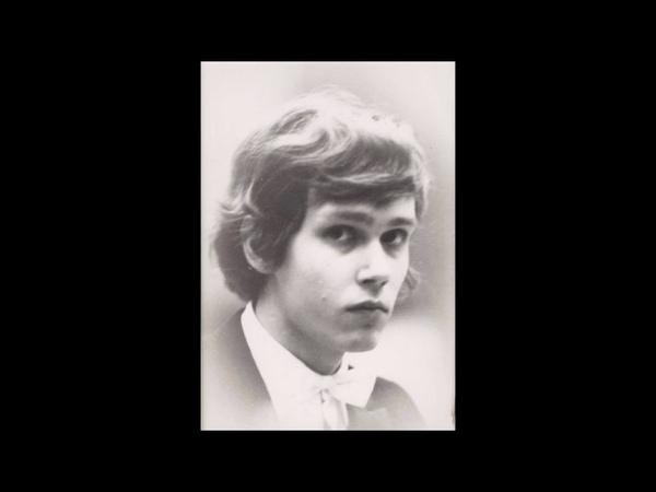 Zoltan Kocsis plays Schubert, Liszt, Chopin - live 1988