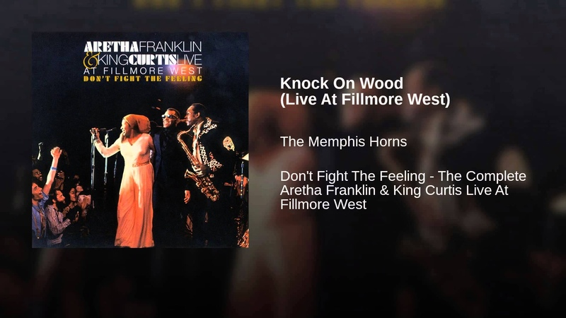 Knock On Wood (Live At Fillmore West)