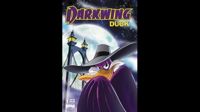 Черный Плащ Darkwing Duck сезон 1 серия 10-12