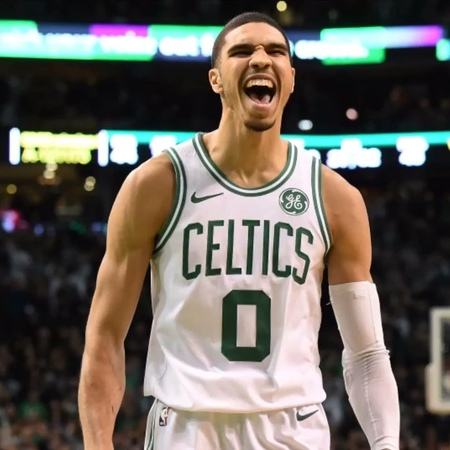 Do you believe @jaytatum0 is top 20?🤔 • Boston Celtics / Бостон Селтикс