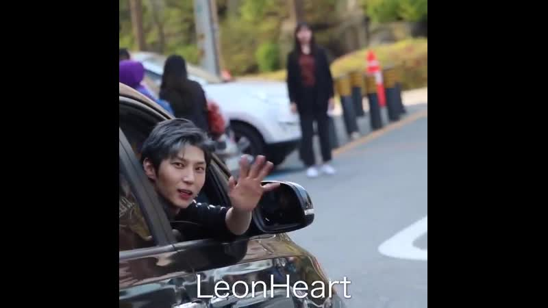 [Fancam] 190413 VIXX Leo after Musical 'Elisabeth' in Seongnam