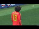 Футбол. Чемпионат мира по футболу FIFA 2018 1-й тур Группа F Германия - Мексика 2 тайм