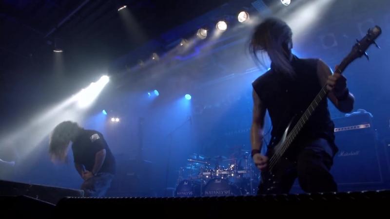 KATAKLYSM - Where The Enemy Sleeps (Live) (vk.comafonya_drug)