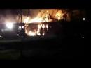 Адыгея Майкоп Пожар на Картонтаре 13 04 2018