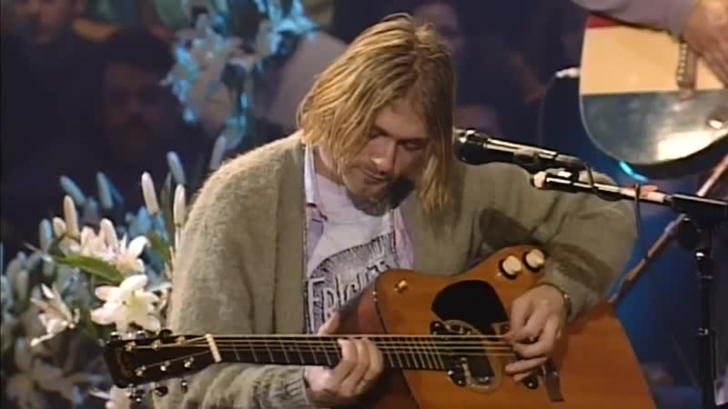 Nirvana - All Apologies (MTV Unplugged In New York, Live For MTV At Sony Studios, NYC, USA 18.11.1993)