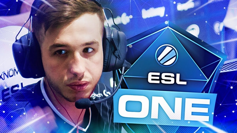 KennyS on fire! 🔥 Best of ESL One Cologne 2018 (Day 3) • CS GO Pro Highlights 262