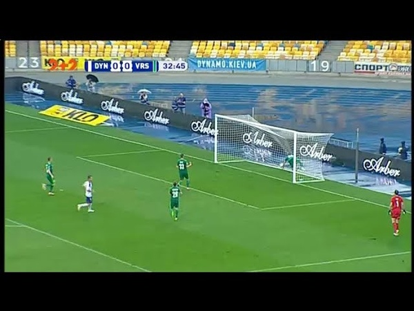 Динамо – Ворскла 1:0. Автогол: Ардин Даллку (33')