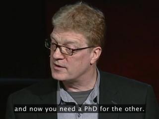 TED Talks: Ken Robinson