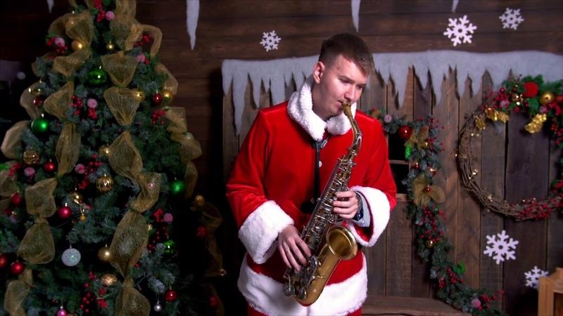 Konstantin Kogut - it's beginning to look alot like christmas saxophone