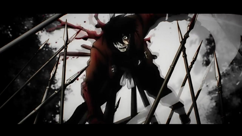 Drifters「AMV」- Aint No Grave Can Hold My Body Down