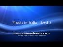 Floods in India – level 2