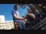 Осенний streetball в Дивногорске🏀