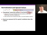 17 Optional IEEE Floating-point Standard