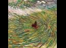 Qualcosa di molto vivo Coin de jardin avec papillons di Van Gogh