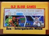 Zen - Intergalactic Ninja Dendy Nes 8 Bit