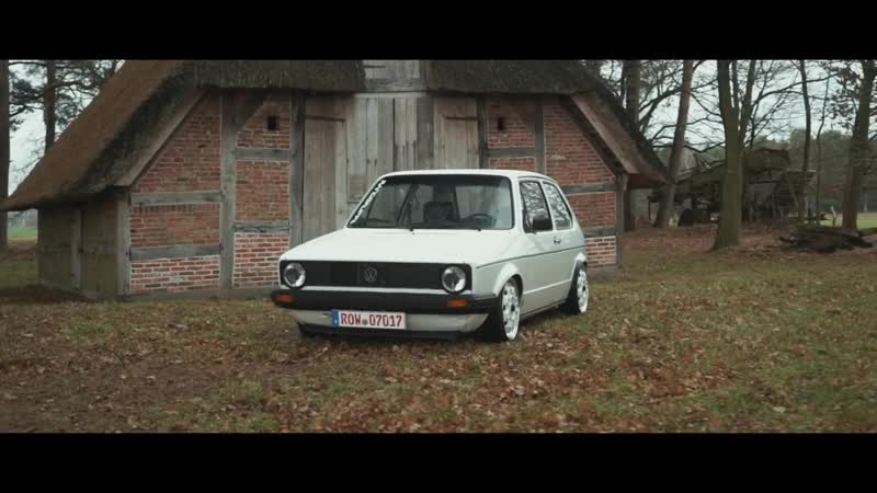 VW GOLF MK1 | Jacques Meister | VWHome | Perfect Stance