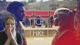 '(GoT) Jon and Daenerys Ice and Fire' REACTION