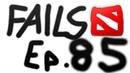 Dota 2 Fails of the Week - Ep. 85