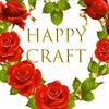Happy Craft: скрапбукинг, чип борд, СП, декупаж