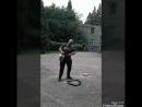Турнир силачей Подъём гири 48 kg