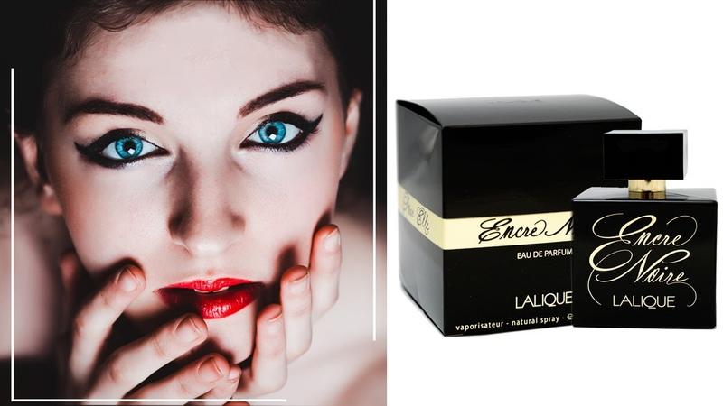 Lalique Encre Noire Pour Elle Лалик Энкре Ноир Пур Эль обзоры и отзывы о духах
