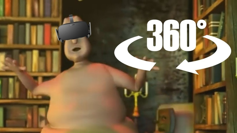 The Globgogabgalab but it's a 360/VR Experience
