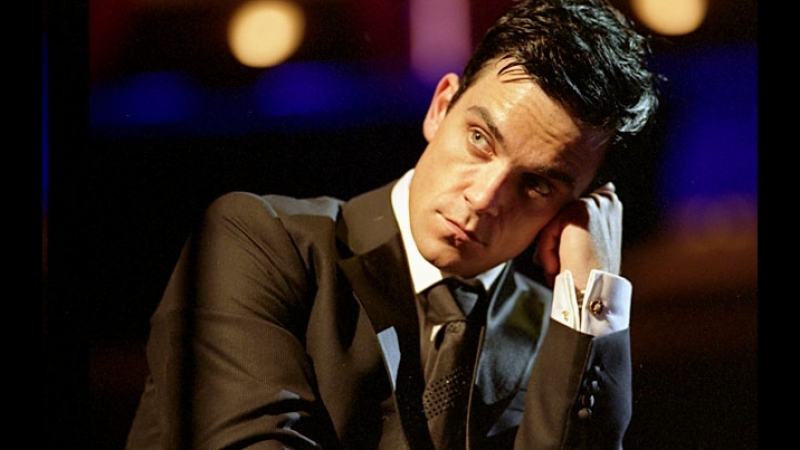 Robbie Williams - Live At The Royal Albert Hall (2001)