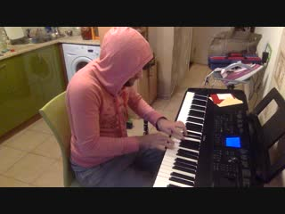 щелкунчик кларнет пианино