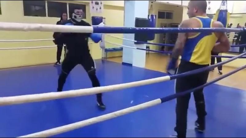 Underestimated - Boxing 1 vs 1