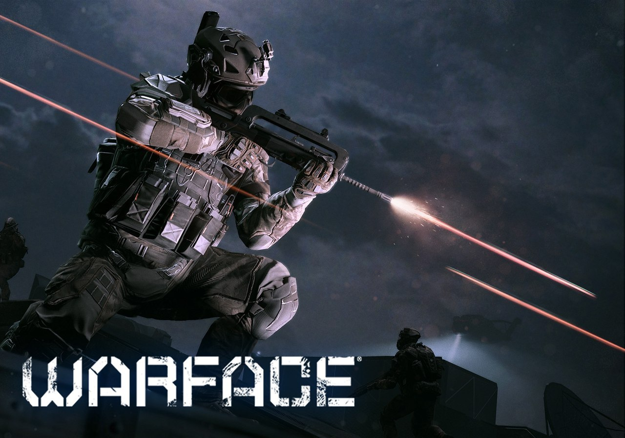 Афиша Волгоград Warface OPEN Cyberarenavlg