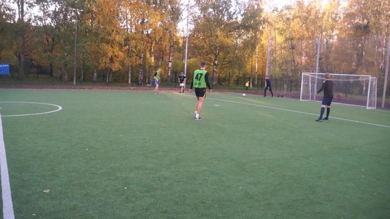 (14 октября) 4 игра СФЛ Граница - Gold Qarabag 3-5 ч2