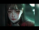 Photoshop Painting process - When The Nights Are Cold 포토샵 스피드 페인팅 - 밤이 차가울 때에