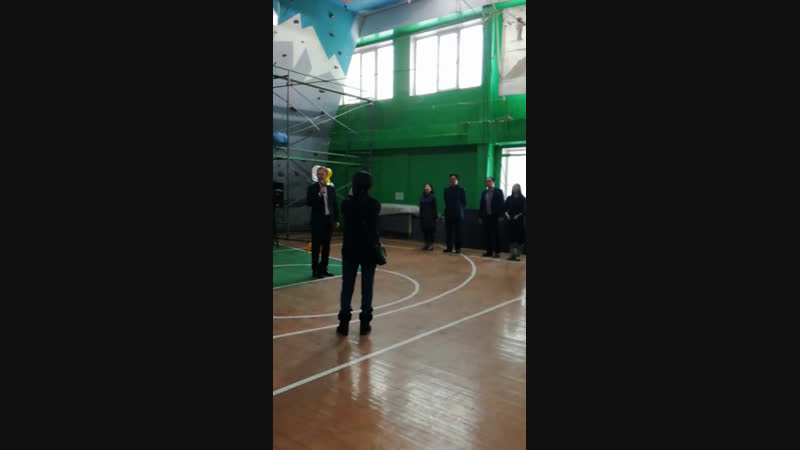 Открытие соревнований по спортивному туризму г.Улан-Удэ
